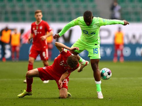 Вольфсбург — Бавария — 2:3. Видео голов и обзор матча