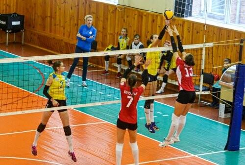 Винницкие волейболистки еще на шаг приблизились к Суперлиге