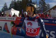 Горные лыжи. Очередная победа Годжи в скоростном спуске