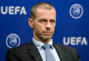 Источник: Президент УЕФА собирается провести Евро-2020 в одной стране