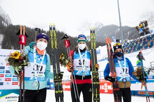 Антхольц-2021. Первая медаль в сезоне для Украины и сенсация от Дудченко