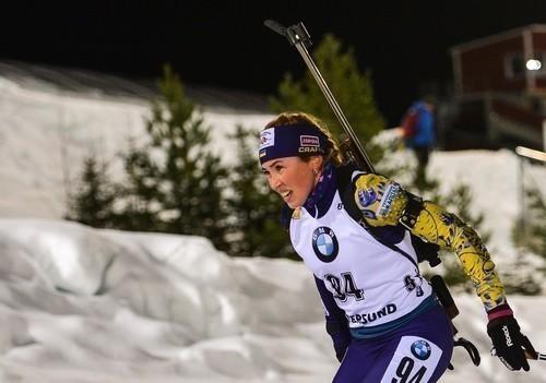 Арбер. Две украинки – в топ-10 спринта на Кубке IBU