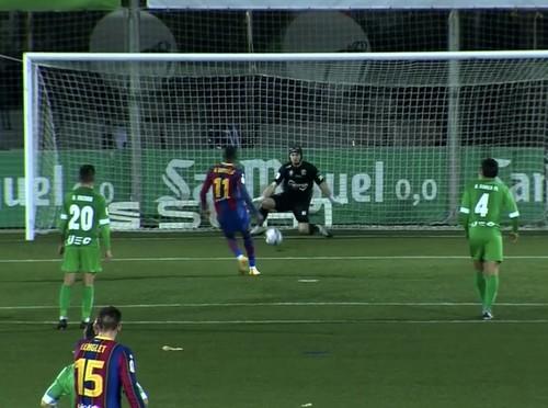Корнелья – Барселона – 0:2. Не забили два пенальті. Відео голів та огляд
