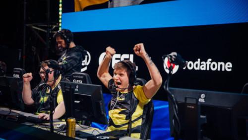 Natus Vincere разгромили G2 на BLAST Premier: Global Final