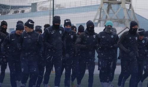 Минай в Турции просмотрит двух легионеров