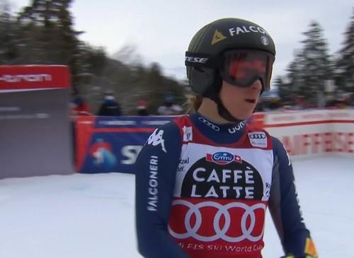 Горные лыжи. Четвертая подряд победа Годжи в скоростном спуске