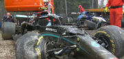 Непростий старт сезону Мерседеса: пілоти почали боротьбу за місце в команді