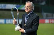 Флорентино ПЕРЕС: «С форматом УЕФА футбол умрет к 2024 году»