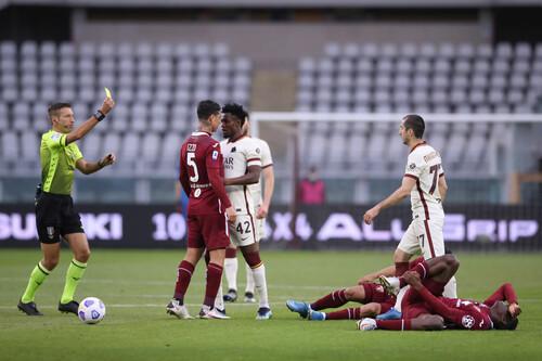 Торино – Рома – 3:1. Видео голов и обзор матча