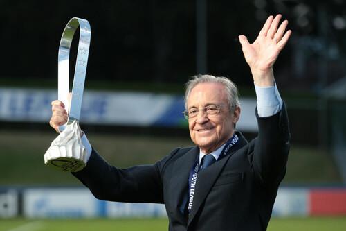Стали известны имена президента и вице-президентов Европейской Суперлиги