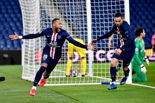 ПСЖ могут признать победителем Лиги чемпионов
