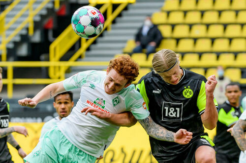 Боруссия Дортмунд — Вердер — 4:1. Видео голов и обзор матча