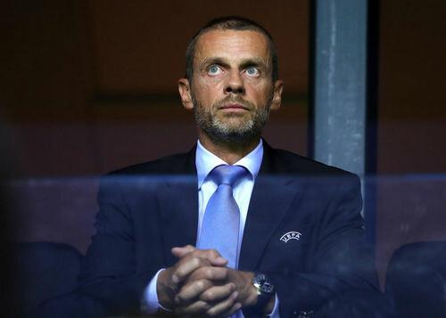 Президент УЕФА: «Никогда не видел, чтобы кто-то врал, как Аньелли»