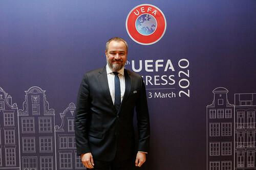 Андрей ПАВЕЛКО: «Команда УЕФА как никогда едина»