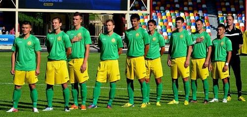 Нива Тернополь может подписать бывшего игрока Черноморца
