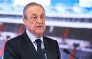 Флорентино ПЕРЕС: «Убедить Лапорту войти в Суперлигу было просто»