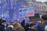 ВИДЕО. Роман, сделай правильно! Фанаты Челси протестуют против Суперлиги