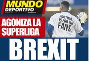 Брекзит! УЕФА предложил английским клубам большие деньги за выход из ESL?