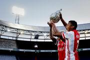 ВИДЕО. Как Аякс выиграл Кубок Нидерландов, вырвав победу в финале у Витесса
