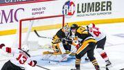 НХЛ. Дербі Нью-Йорка, 13 шайб Піттсбурга і Нью-Джерсі, перемога Бостона