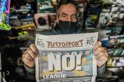 R.I.P. Суперліга. Провідні газети світу смакують крах футбольного турніру