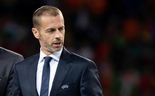 Президент УЕФА – английским клубам: «Есть время исправить свою ошибку»