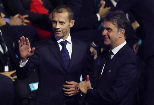 Президент УЕФА: «Евро-2020 покажет, что Европа пережила пандемию»