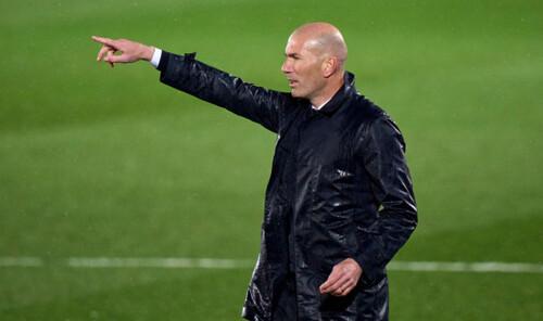 Не буду обсуждать. Зидан отказался комментировать участие Реала в Суперлиге