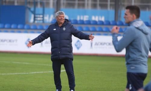 Луческу взял 21 игрока на матч Динамо в полуфинале Кубка Украины
