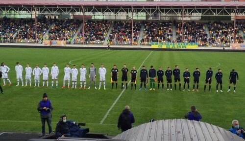 Агробизнес – Динамо Киев – 0:3. Текстовая трансляция матча
