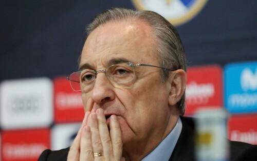 Реалу могут запретить участвовать в еврокубках. Пока не уйдет Перес