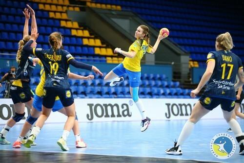Швеция – Украина – 22:26. Текстовая трансляция матча