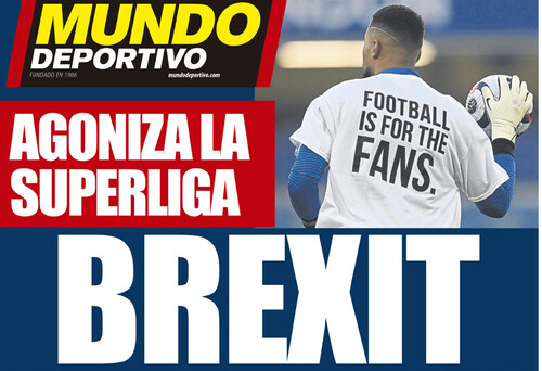 Брекзіт! УЄФА запропонував англійським клубам великі гроші за вихід з ESL?