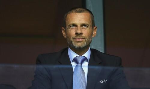 Президент УЕФА: «Мы вновь едины и идем вперед вместе»