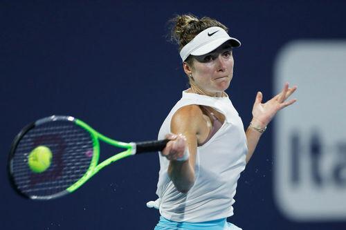 Свитолина узнала имя первой соперницы на турнире в Штутгарте