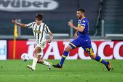 Ювентус переиграл Парму и вышел на третье место в Италии