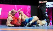 ВИДЕО. Украинец Хоцяновский всухую победил в схватке за бронзу ЧЕ