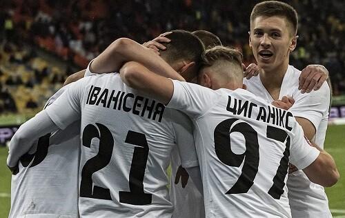 Заря в серии пенальти прошла Александрию на пути в финал Кубка Украины