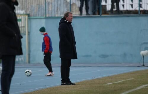 Владимир ШАРАН: «Впервые при мне Александрия проиграла серию пенальти»