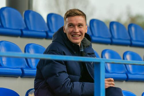 Полуфинал Кубка Украины стал юбилейным для двух игроков Динамо