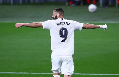 Дубль Бензема. Реал разгромил Кадис и стал лидером Ла Лиги