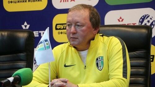 Владимир ШАРАН: «Хотелось исторического события. Но не получилось»