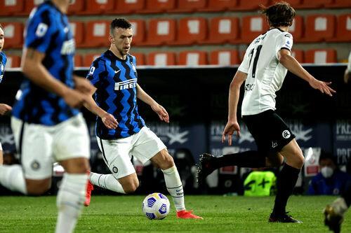 Специя — Интер — 1:1. Видео голов и обзор матча