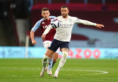 Астон Вілла — Манчестер Сіті — 1:2. Відео голів та огляд матчу