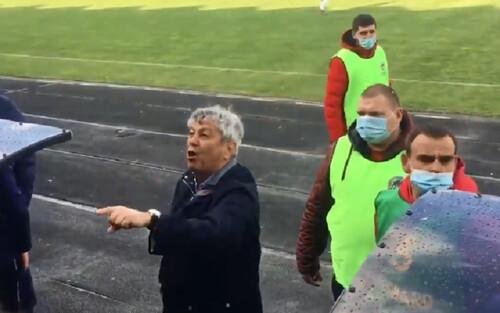 Стало известно, что кричал Луческу ультрас Динамо во время конфликта с ними