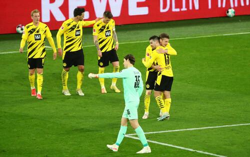 Боруссия Дортмунд – Унион Берлин – 2:0. Видео голов и обзор матча