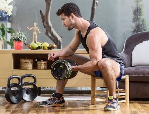 Основные упражнения на руки и бицепс дома