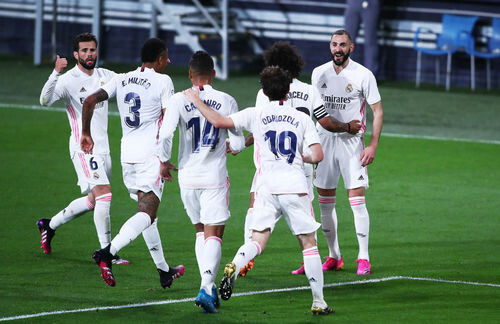 Кадис — Реал — 0:3. Видео голов и обзор матча