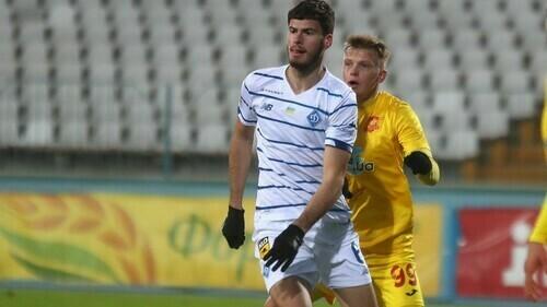Источник: Динамо не будет продлевать аренду Белуце