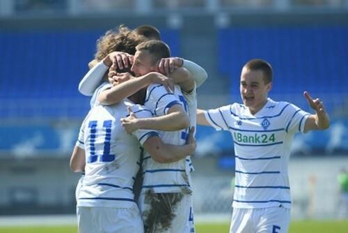 Динамо U-19 — Ингулец U-19. Смотреть онлайн. LIVE трансляция